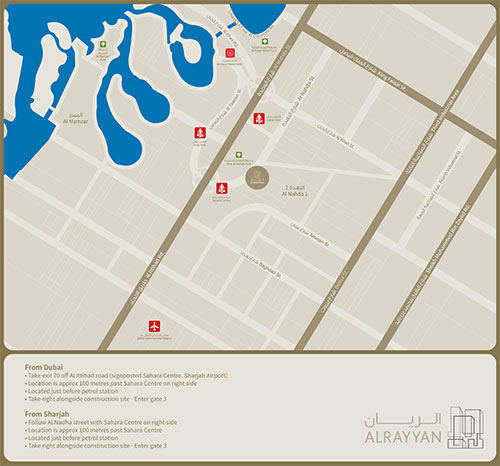 Al Rayyan LOCATION